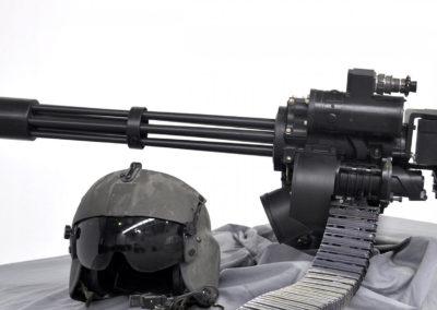 Dillon M-134DH Minigun