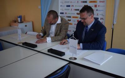 LOM PRAHA TRADE uzavřel partnerství s Českou rugbyovou unií pro sezónu 2018