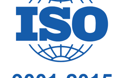 We are proud to announce that we have achieved ISO 9001:2015 certification