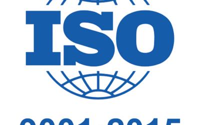 Získali jsme certifikát managementu kvality ISO